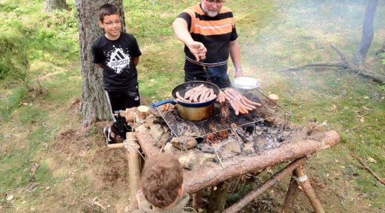 Week-end Trappeurs «Les pères et fils»