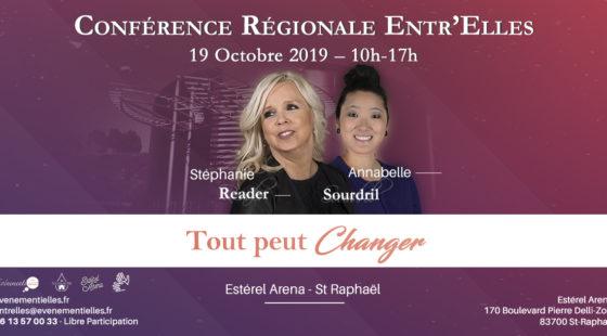 Conférence Régionale Entr'Elles