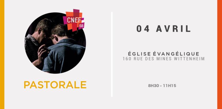 Maintenue par ZOOM : Pastorale du CNEF Mulhouse
