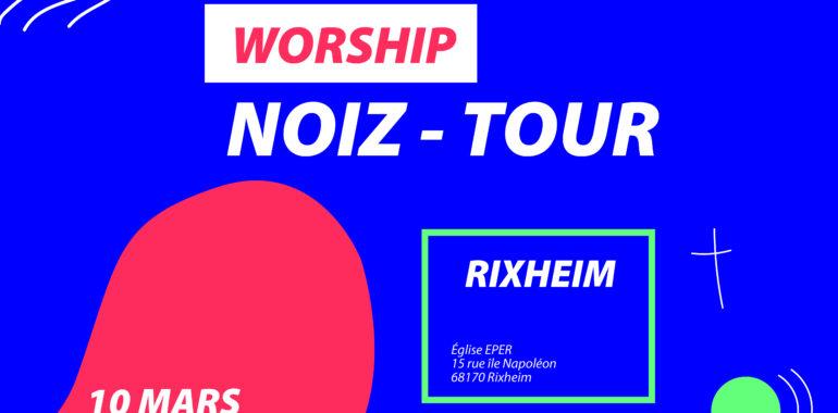 Worshipnoiz en concert : ANNULE