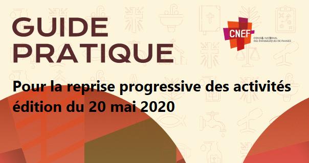 Guide Pratique (mise à jour du 23 mai 2020)