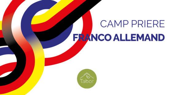 SEMAINE DE PRIERE FRANCO-ALLEMAND