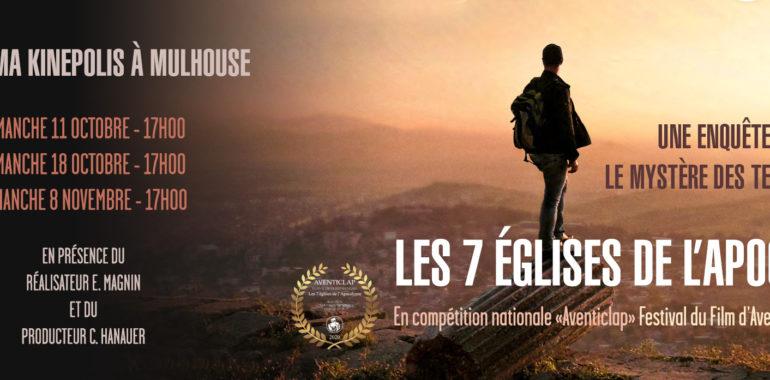 Séance Cinéma / débat – Documentaire : «Les 7 églises de l'Apocalypse» – Partie 3
