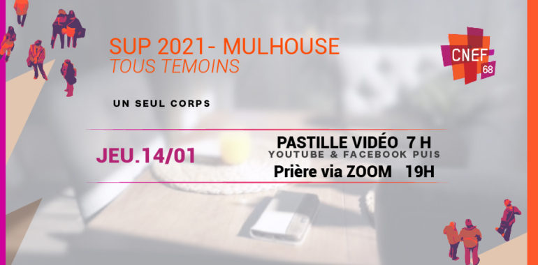 SUP 2021 CNEF Mulhouse – PRIERE