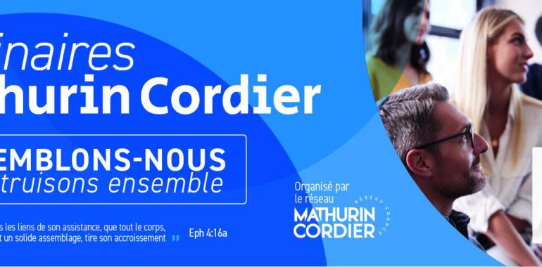 Webinaire Mathurin Cordier