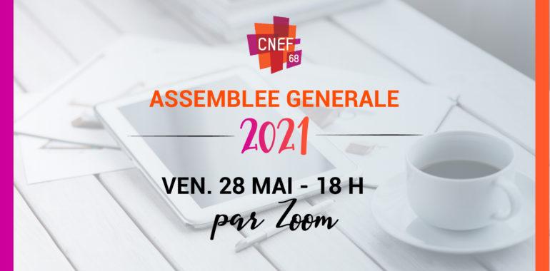 Assemblée générale du CNEF 68