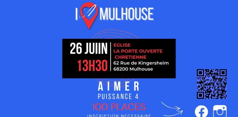 Aimer Puissance 4 – I love Mulhouse