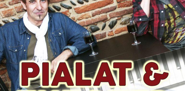 Concert – Daniel PIalat et Pascal Theozed